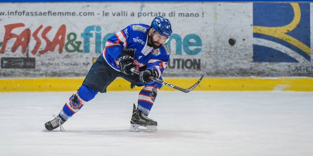 Hockey su ghiaccio: Fassa Falcons vs. Vienna Capitals II