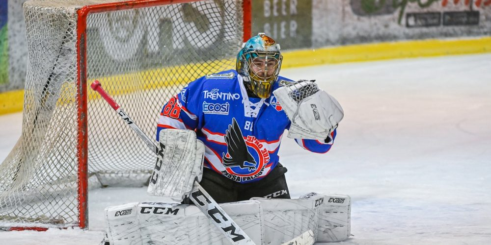 Hockey su ghiaccio: Fassa Falcons vs Steel Wings Linz