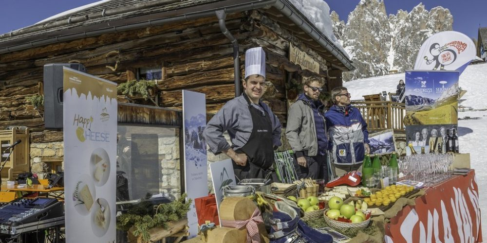 HappyCheese On The Snow Al Caseificio Sociale Val di Fassa